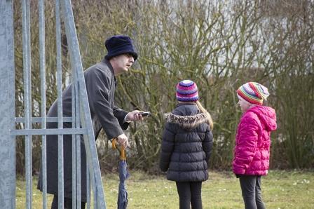 Stadt Voerde - unterstützt Sicher-Stark-Kurse für sichere und starke Kinder