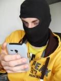 Ralf Schmitz beim hacken