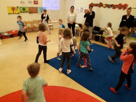 Familienbildungszentrum macht Kinder stark!